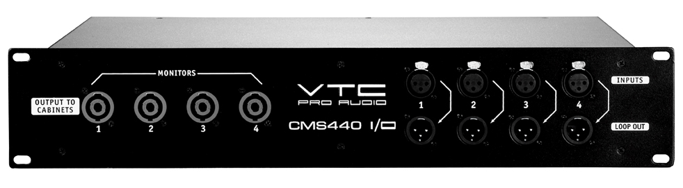 安装扬声器阵列简单像使用一个4芯speakon 头将音箱连接到标记清楚的